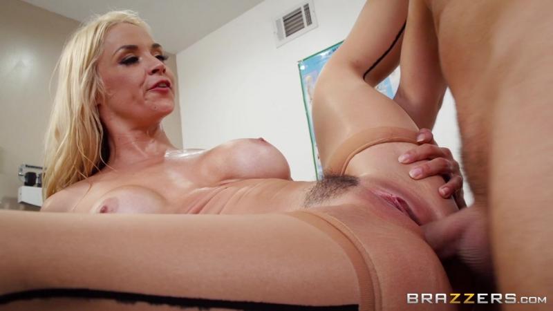 Sarah Vandella & Keiran Lee [HD 720, All Sex, Big Tits, Blonde, Cheating, Nurse, Squirt, Uniform]
