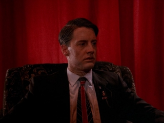 Твин Пикс / Twin Peaks [Cон агента Купера / Agent Cooper Dream] ENG 720p