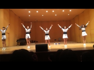 프로듀스101 김도연 과거 치어리더영상 (produce 101 (iOi) Kim Do yeon cheer leader)