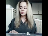 ALEKSEEV- ОКЕАНАМИ СТАЛИ (Крутой кавер от милой блондинки)