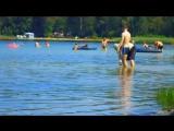 Поездка на озеро Белое Лунинецкий р-н Брестская обл. Июль 2016