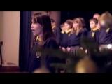 Аллилуйя  Hallelujah в исполнении школьного хора (Killard House)