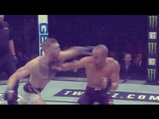 Conor McGregor vs Eddie Alvarez | TKO