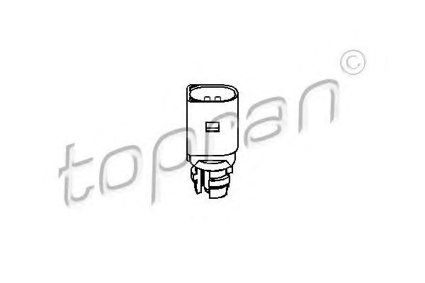 Датчик, внешняя температура для AUDI A4 кабрио (8H7, B6, 8HE, B7)