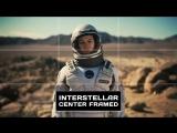 Interstellar׃ Center Framed