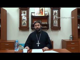 161. В чем разница между апостолом Петром и Иудой Протоиерей Андрей Ткачев