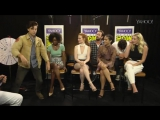 Hidden talents with the cast of Riverdale, Comic Con edition, 2016