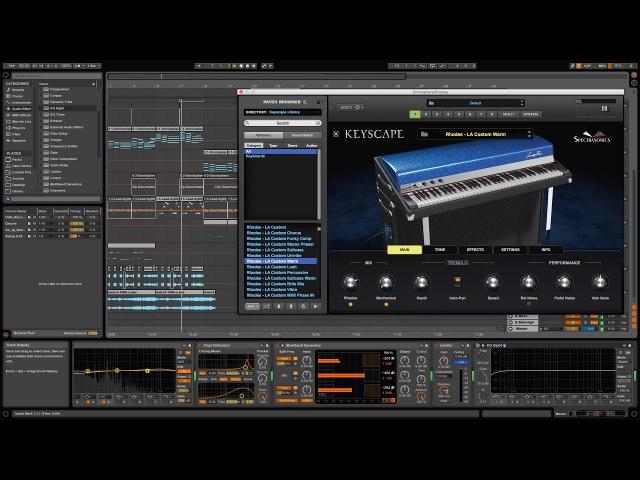 Making a Beat Like Kaytranada (House RnB Sound Design Tutorial)