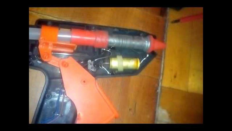 Неубиваемый клеевой пистолет своими руками