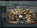 Realeight guitar plugins EZ drum metal machine by Dafit Sobarkah