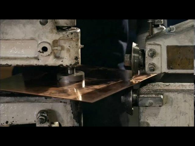 Медные сковородки из кинескопных ТВ ( Сделано из вторсырья )