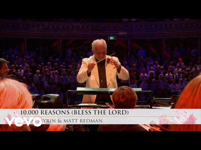 All Souls Orchestra 10 000 Reasons PROM PRAISE OFFICIAL ft Matt Redman