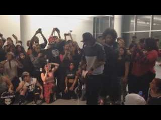 Les Twins (Freestyle) | NY Workshop Alvin Ailey 2014 | January 7