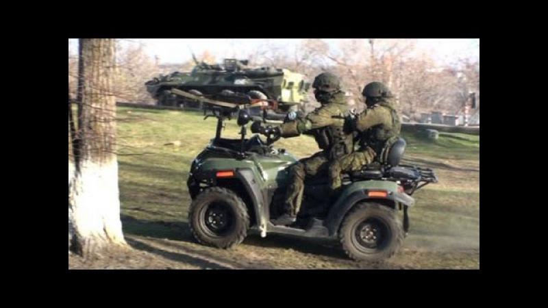 Спецназ ВДВ накрыл плотным огнем группу «диверсантов» под Уссурийском
