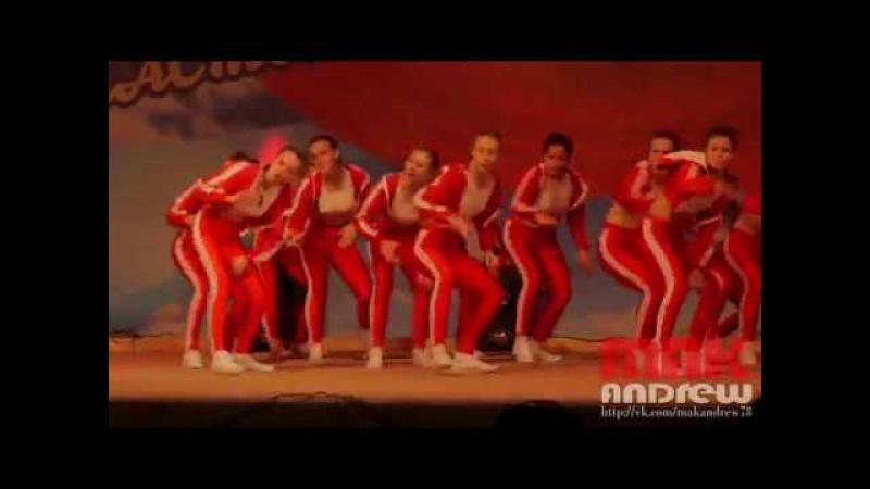 NEXT DANCE ТА Ангелы Педуниверситет Луганск 04 07 2017