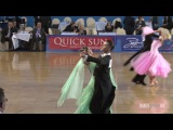 Maxim Sitkin - Svetlana Karpova, RUS, 1/2 Viennese Waltz