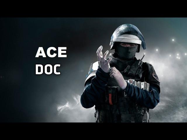 Rainbow Six Siege   DOC ACE   5 HEAD
