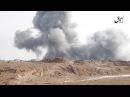 وكالة أعماق / مشاهد من السيطرة على جبل العمال المطل على مدينة دير الزور