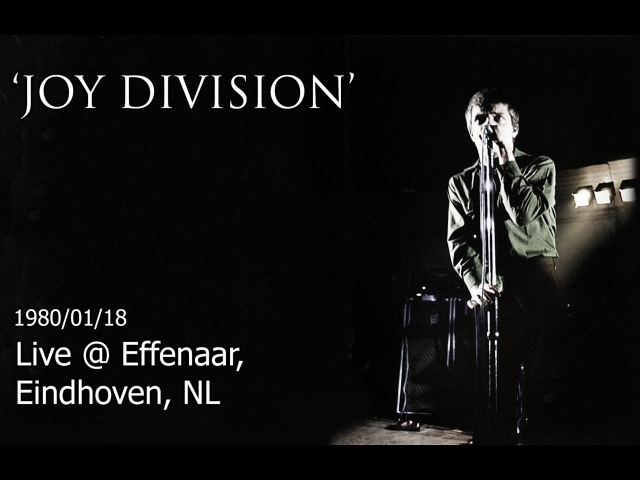Joy Division Digital New Dawn Fades Colony Autosuggestion live