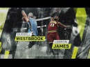 ESPN Sport Science: LeBron James vs Russell Westbrook #NBANews #NBA