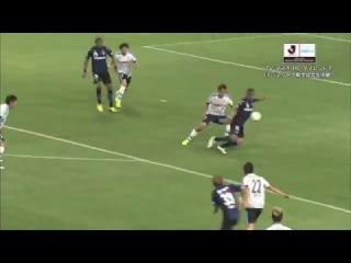 【ベストゴールノミネート】アデミウソン(G大阪)「2016 J1リーグ 1st 第12節」