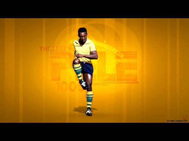 Pele *amazing Dribbling Skills and Goals (Teamwork Assists)