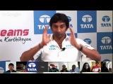 Google Hangout with Narain Karthikeyan
