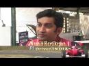 Narain Karthikeyan Fastest Indian on road F1 Driver INDIA