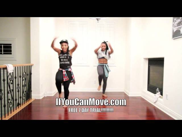 Latin Hiphop Dance Workout (Keaira LaShae)