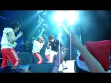 Bi Rain close up sings With U and Fresh Woman at the Colosseum, Caesar's Palace (HD)