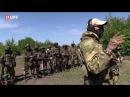 Батальон Спарта в ДНР готовит экспериментальную спецроту