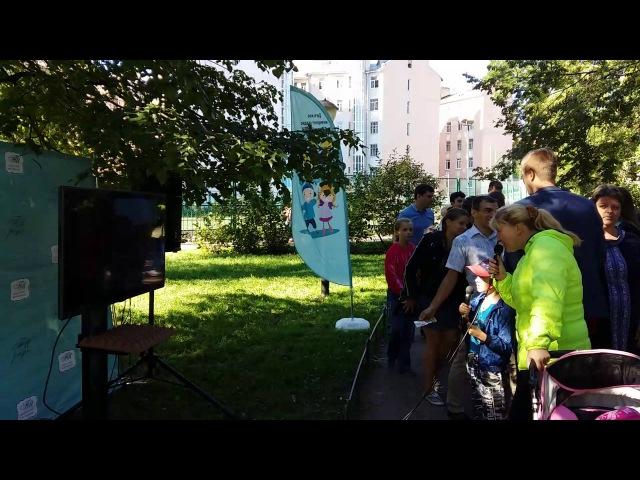 ТМ-радио на фестивале Союз Мультфильмов