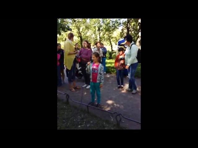 Детское караоке от ТМ-радио на фестивале Союз Мультфильмов