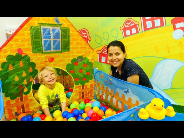 Eğitici Eğlenceli Bahçe oyunları 🐥 Ördek yavruları KAYBETTİ🐤👀 Okul öncesi bahçe etkinlikleri