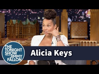 Prince Let Alicia Keys Cover