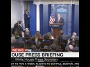 """""""You need some help?"""" - Rob Gronkowski interrupts the White House press briefing. 😂"""