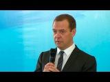 Проблемы российского бизнеса обсудил спредпринимателями Дмитрий Медведев навстрече вУлан‑Удэ.