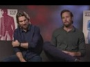 Interview with Armie Hammer and Sharlto Copley about Free Fire