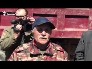 Что выдвигают дальнобойщики из Дагестана