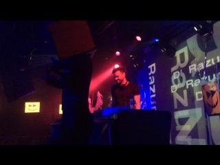 D' Razumov - Error  Detection 29.10.16 Gorka Club. Halloween. Horror Techno.