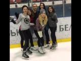 Команда LiLU на льду. Вечер субботнего отдыха в кругу друзей.. 11.02.2017