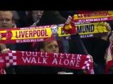 Liverpool FC and Borussia Dortmund Youll Never Walk Alone