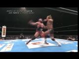 Tetsuya Naito vs. Michael Elgin - The New Beginning in Osaka (highlights)