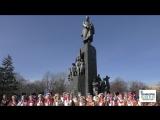 В Харькове отмечают 203-ю годовщину со дня рождения Т. Г. Шевченко