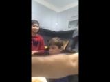 Прикол маленький мальчик матерится на дядю - 720P HD