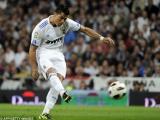 Первый гол Криштиану Роналду в ворота Барселоны