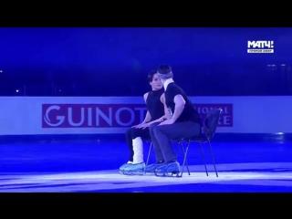 2017 European Championships - Ksenia Stolbova & Fedor Klimov - EX