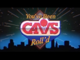 The Cleveland Cavaliers Go Full 80s With Rick Astley Never Gonna Give You Up In