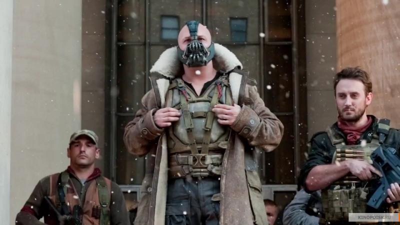 Темный рыцарь: Возрождение легенды / The Dark Knight Rises (2012) Трейлер №2 (русский язык)