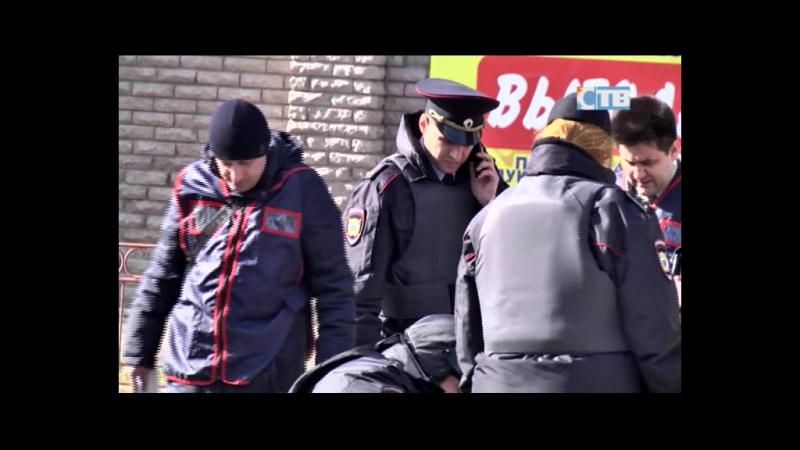 20 04 2017г В дежурную часть полиции поступил звонок о подозрительном предмете